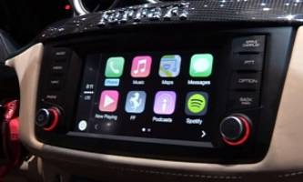 Ferrari FF Displays Apple CarPlay in Geneva  [Video]