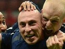 Poland 0-1 Scotland: Brown hits stunning strike as Fletcher makes long-awaited return