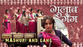 Gulaab Gang making: How did Madhuri Dixit-Nene form an all-ladies gang?