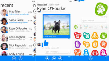 Facebook Messenger for Windows Phone debuts