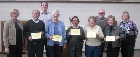 Local Seniors Win Spelling Bee