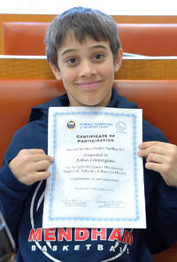 w-i-n! mendham student heads to state spelling bee competition