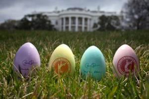 Lottery Starts Friday for 2014 White House Easter Egg Roll Tickets