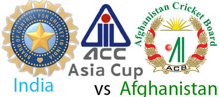 Afghanistan ready for upset to Indian team in 9th ODI