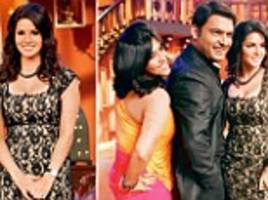 'I make TV for women and films for men!' Ekta Kapoor tells Kapil why she hired Sunny Leone