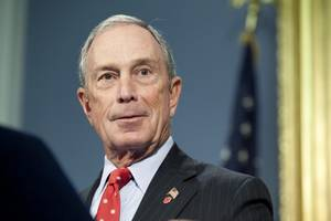 Bloomberg to Speak at Harvard Graduation