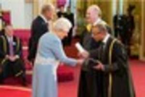 royal honour for cornwall's duchy college