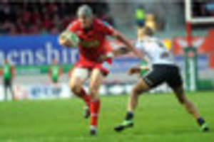 Wales boss Warren Gatland recalls Jonathan Davies after...